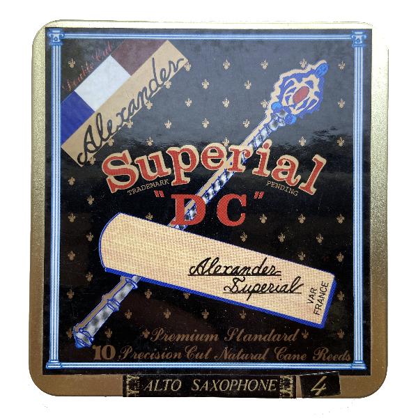 "Alexander Superial ""DC"" altsax 10 stuks SALE"