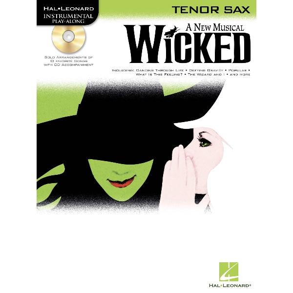 Instrumental Play-Along: Wicked tenorsax