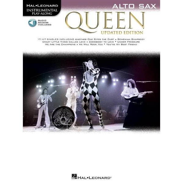 Instrumental Play-Along: Queen altsax