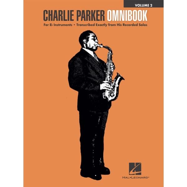 Charlie Parker Omnibook vol. 2 Eb