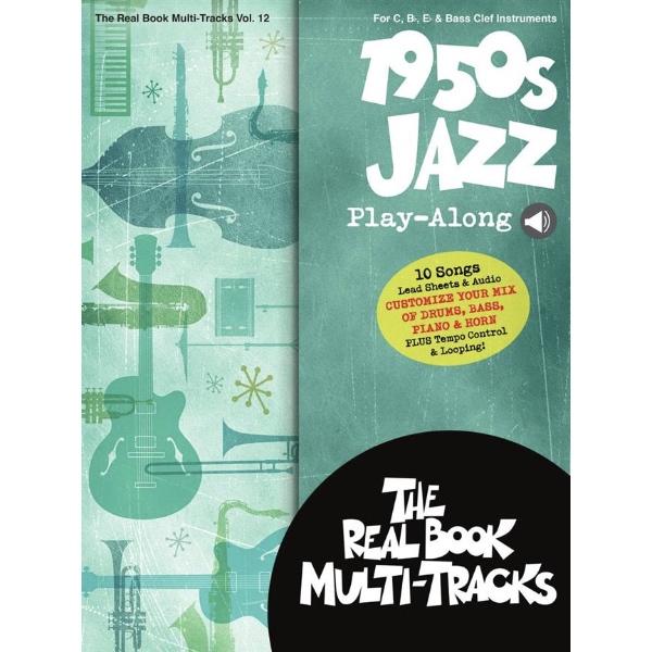 Real Book vol. 12: 1950s Jazz Play-Along